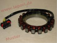 Ankerplatte Schwungrad 30A für Ligier