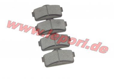 Bremsklötze vorne für Ligier IXO, JS50, JS50L