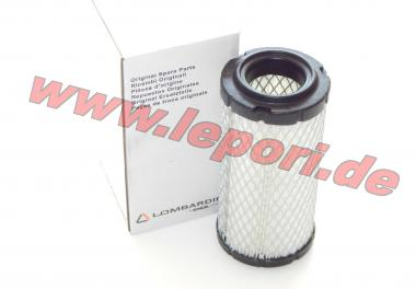 Luftfilter für Microcar mit Lombardini/Yanmar Dieselmotor