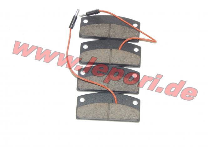 Bremsklötze vorne für JDM (fast alle Modelle)