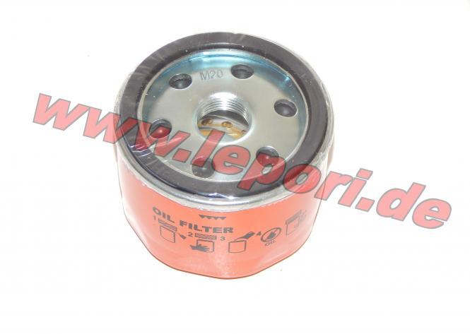 Ölfilter für Microcar mit Lombardini LDW502-Dieselmotor