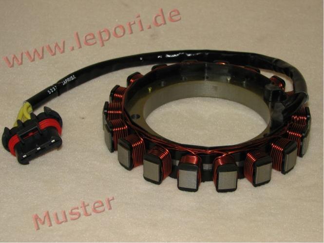Ankerplatte Schwungrad 40A für Ligier
